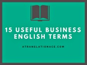 15-business english terms