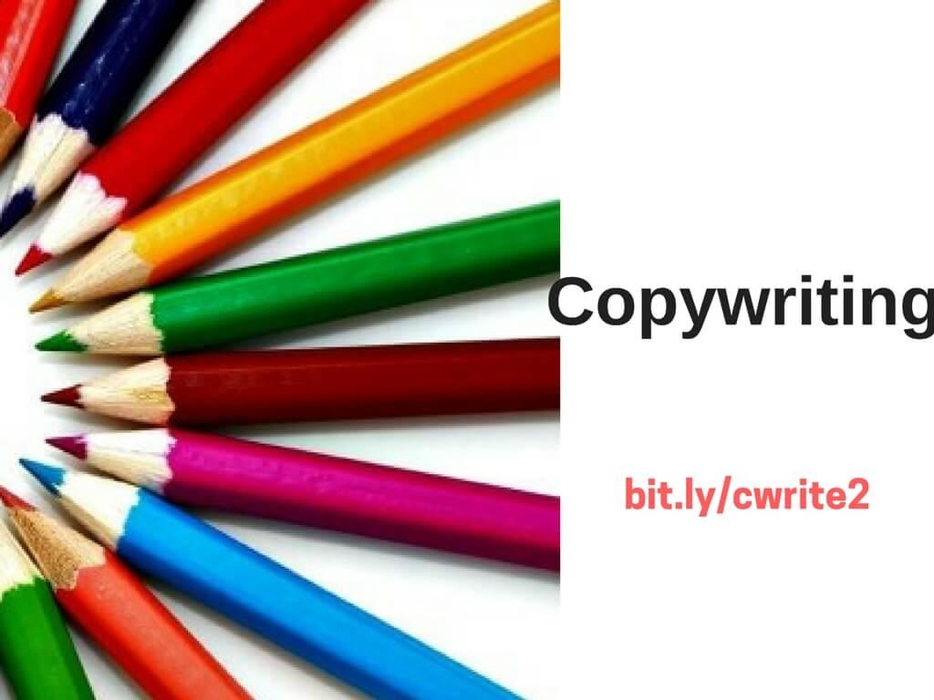 Copywriting English