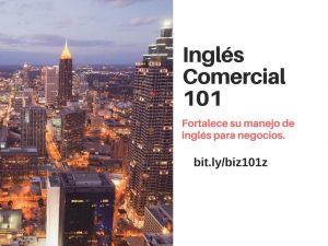Inglés Comercial portada
