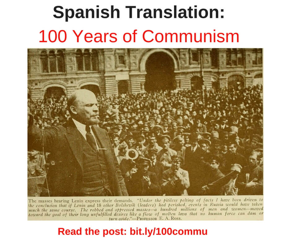 Spanish Translation - 100 Years of Communism