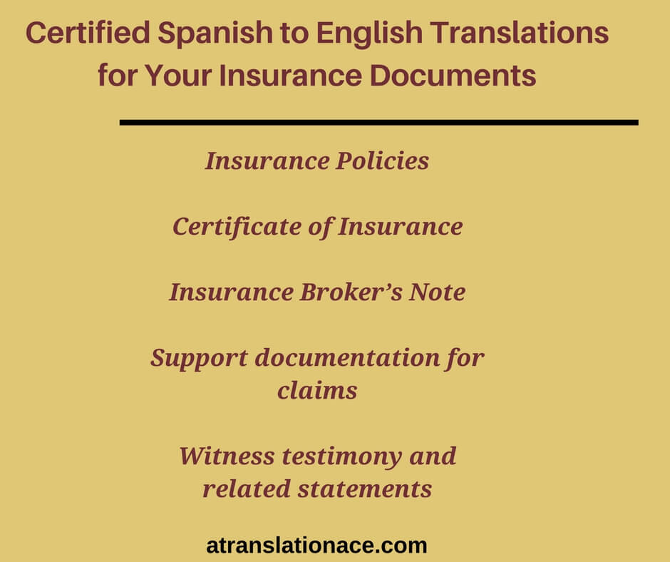 certified spanish to english translations in tallahassee
