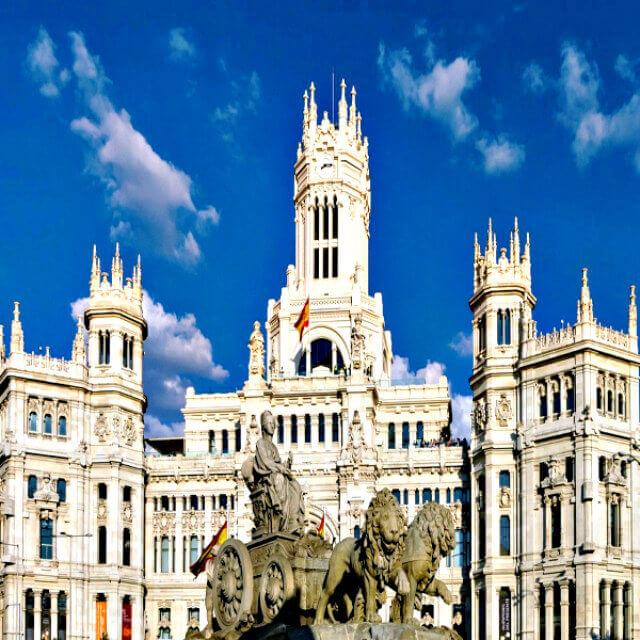 Human translation - Madrid