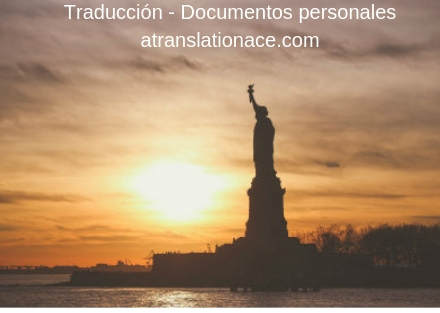 Traducción - Documentos personales - atranslationace.com