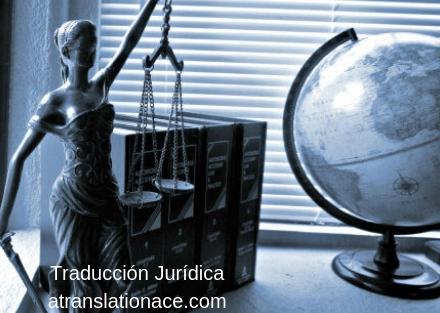 Traducción Jurídica - atranslationace.com