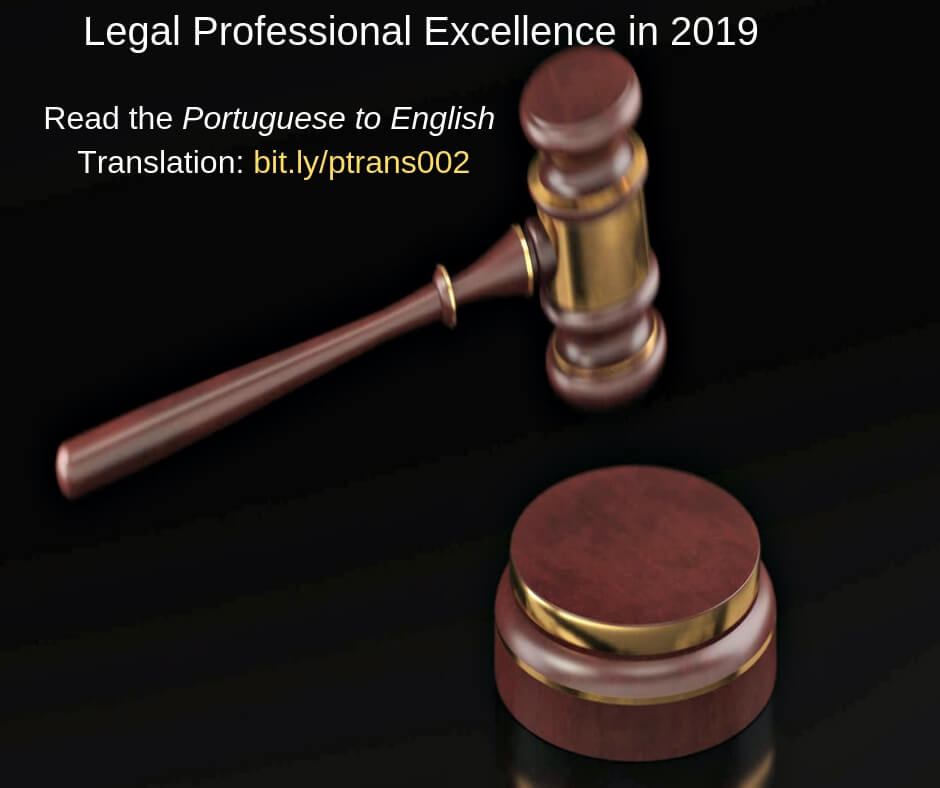 Brazilian Portuguese to English Translation - Legal Professional Excellence