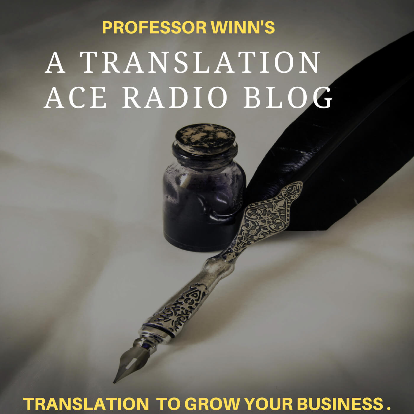 A Translation Ace Radio Blog